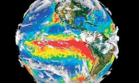 Ocean & Climate - Magazine cover