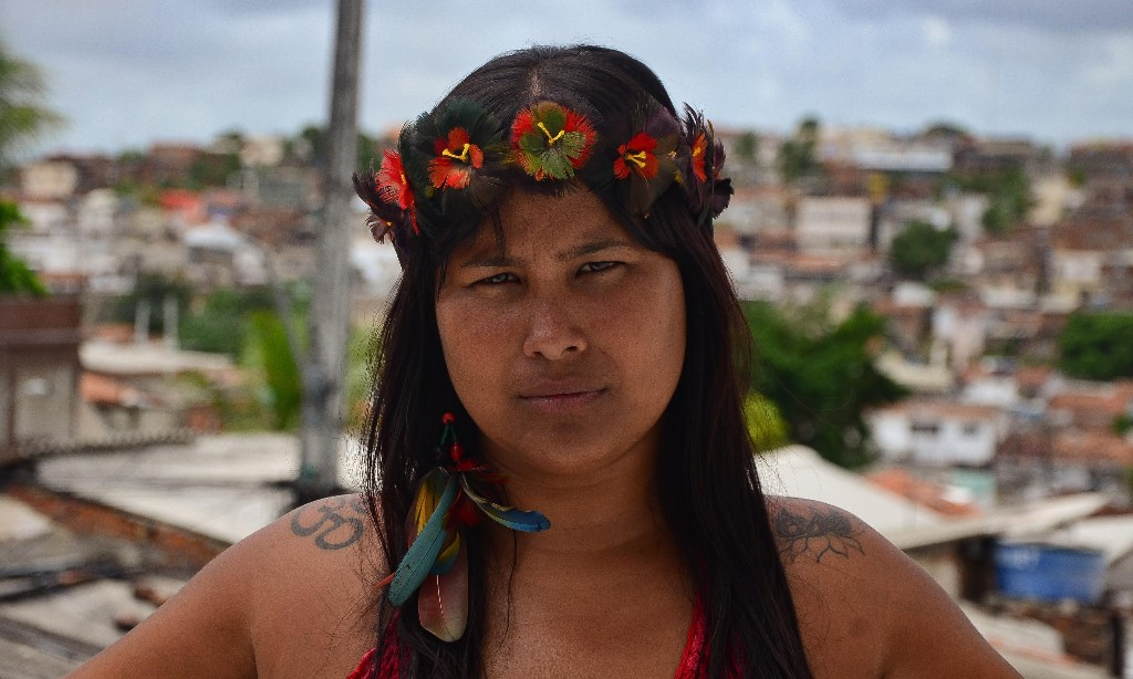 'The way I am is an outrage': the Indigenous Brazilian musicians taking back a burning country