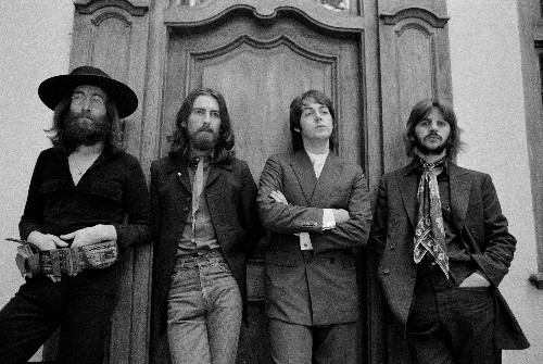 'I took the last ever shot of the Beatles – and they were miserable!'