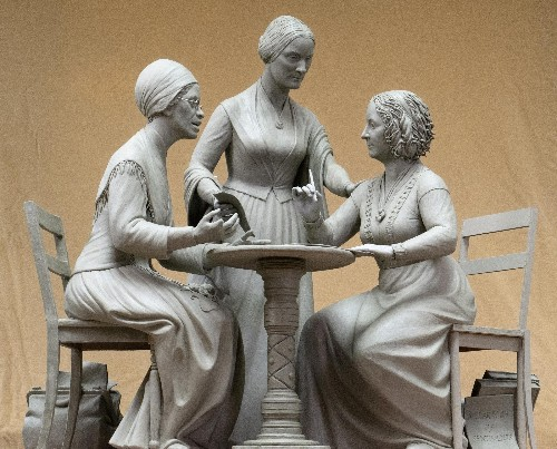 New York's Central Park to erect first sculpture honoring women