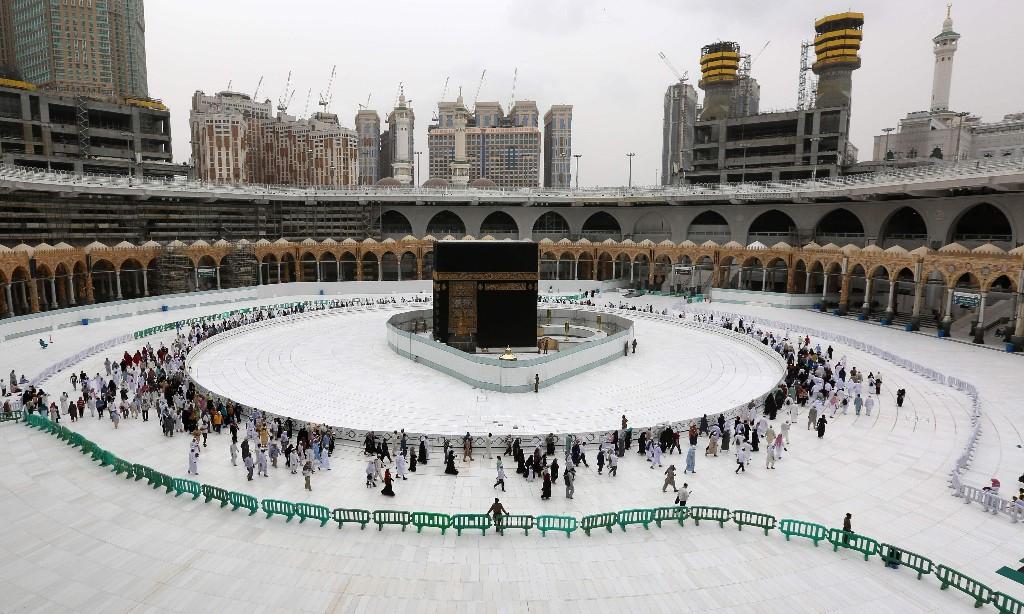 Hajj pilgrimage could be cancelled because of coronavirus