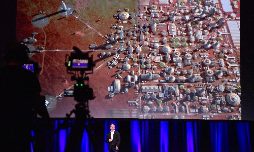The case against Mars colonisation