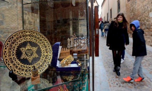 132,000 descendants of expelled Jews apply for Spanish citizenship