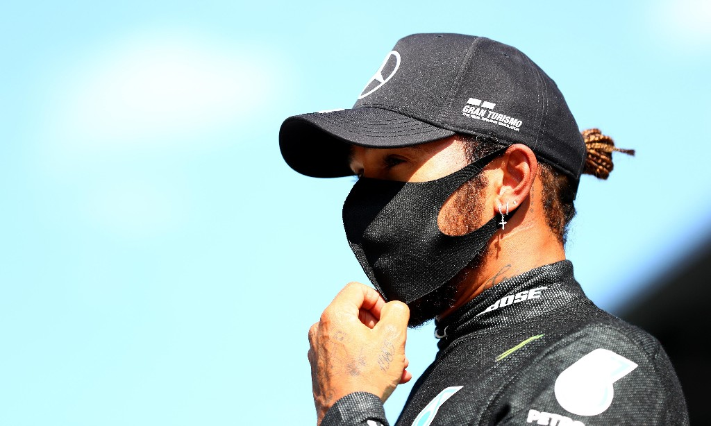 Lewis Hamilton unhappy with some F1 drivers' 'complicit silence' on racism