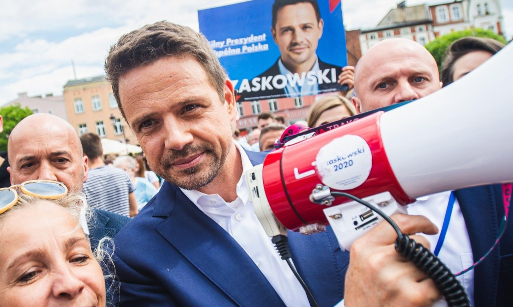 Knife-edge Polish presidential race could slow the march of populism