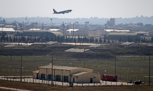 US nuclear bombs at Turkish airbase complicate rift over Syria invasion