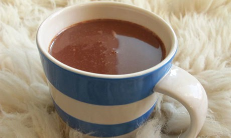 How to make perfect hot chocolate