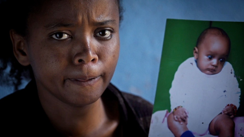 World Aids Day: A mother's story of living with HIV in Ethiopia - video