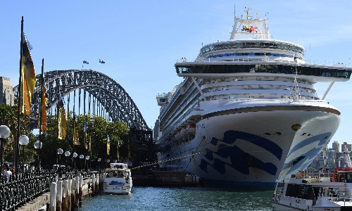 More than 400 coronavirus cases – 10% of Australia's total – are from Ruby Princess cruise ship