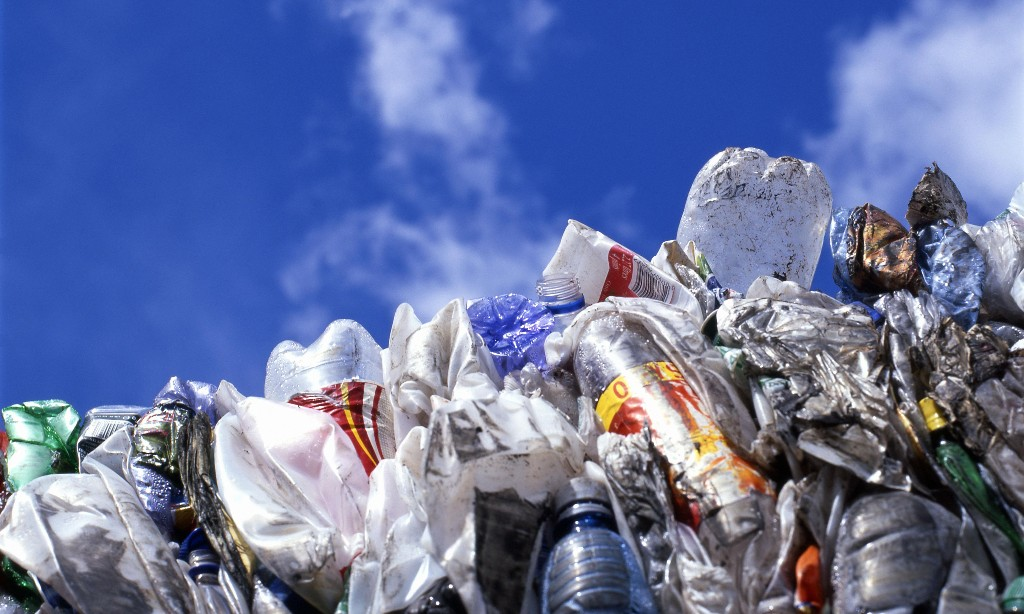 Increase in burning of plastic 'driving up emissions from waste disposal'