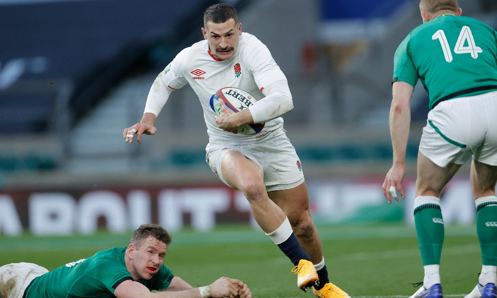 Jonny May's athletic sorcery reignites debate about the greatest tries