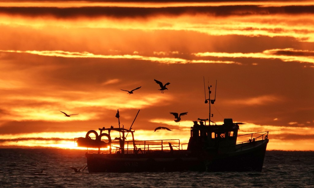 Britain at fault for Brexit fishing woes