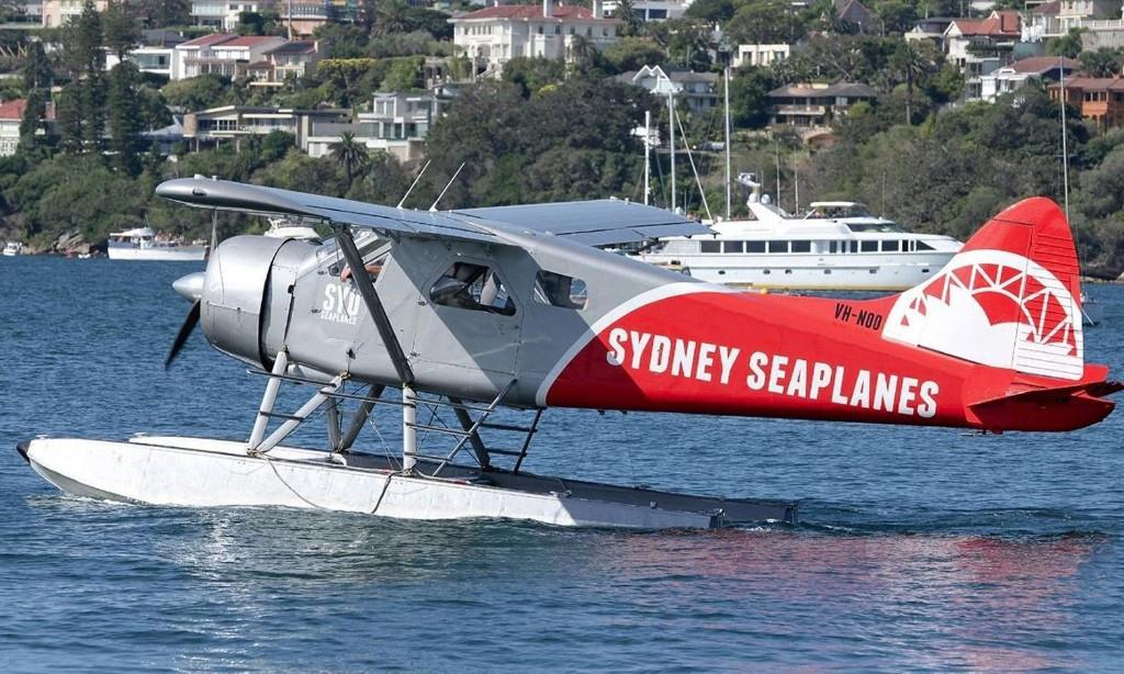 Sydney seaplane pilot had carbon monoxide in blood when crash killed him and five Britons