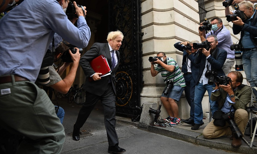 Boris Johnson's Brexit has always been a swindle. Now Ireland will pay the price