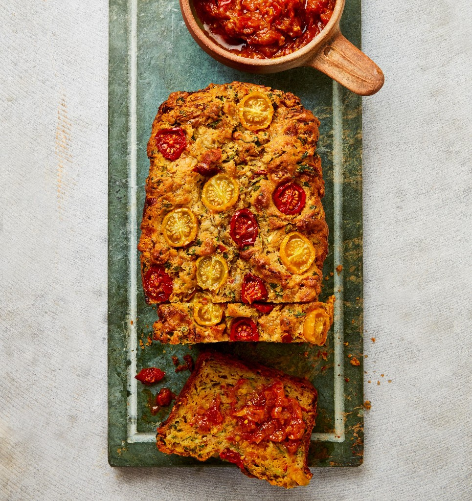 From parathas to veggie loaves: Yotam Ottolenghi's bread recipes