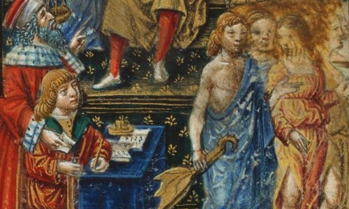 Italians laughed at Leonardo da Vinci, the ginger genius