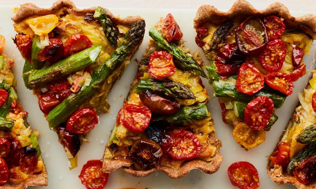 Unleash the quiche! 10 mouthwatering recipes to try – from seafood to blue cheese