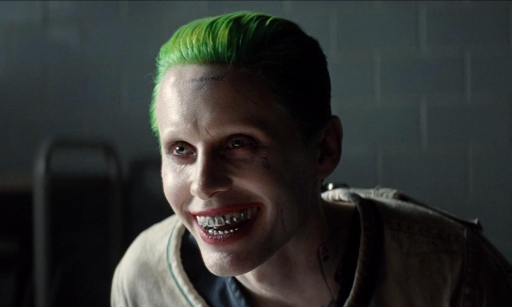 Grin and bear it: Jared Leto's Joker gets an unlikely second chance