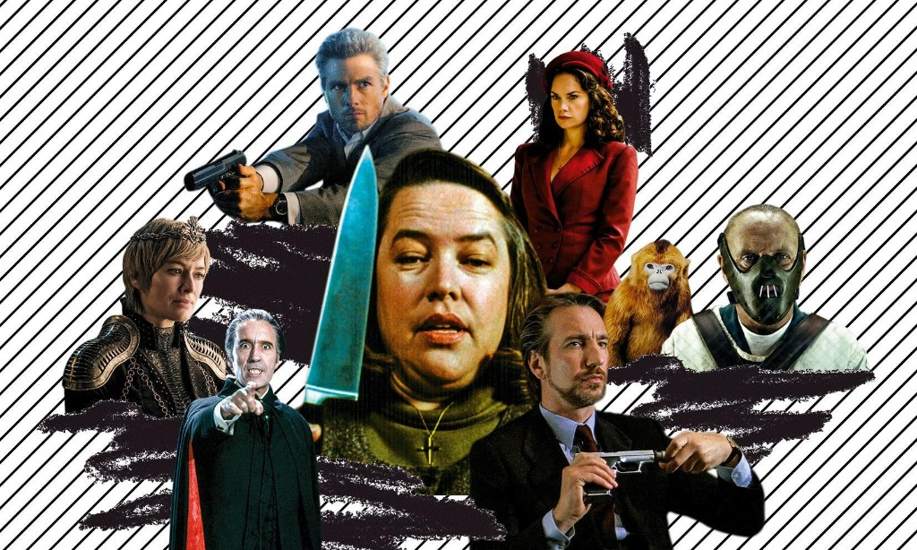 Bad to the bone: why actors find it so hard to leave their darkest roles behind