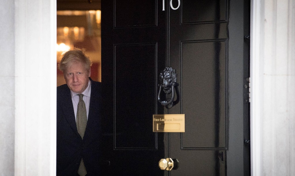 Downing Street launches Covid lockdown leak inquiry