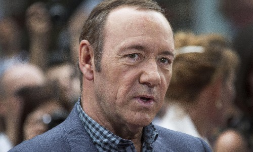 Kevin Spacey film takes in just $126 as it flops at US box office