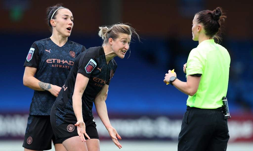 'No timeframe' for full-time referees in women's game despite latest blunder