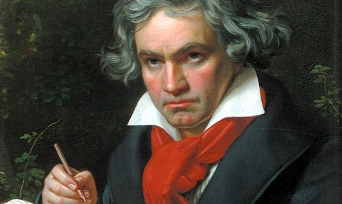 'Deaf' genius Beethoven was able to hear his final symphony after all