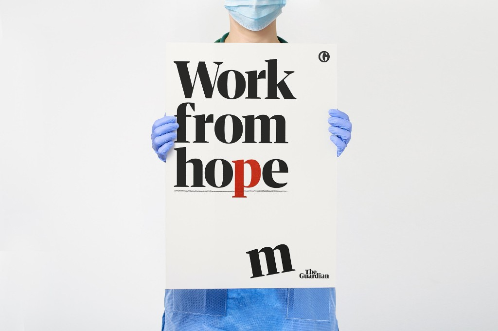 Work From Hope: buy a sustainable print and support the NHS