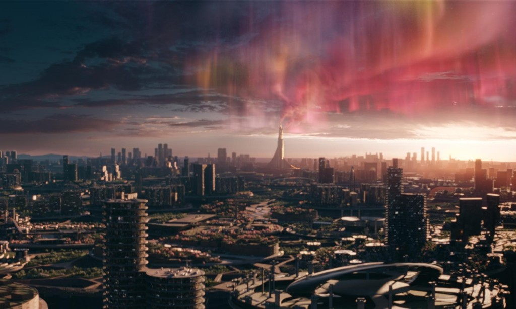 Brave New World: London reimagined after a disaster