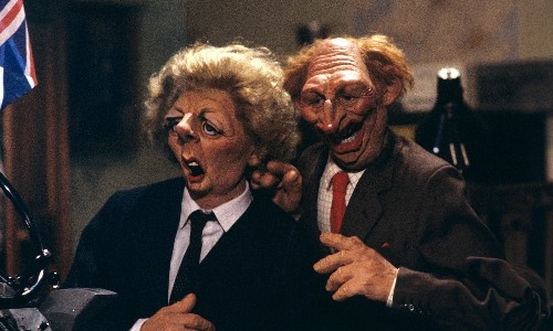 'Thatcher loved it': Spitting Image victims on being lampooned