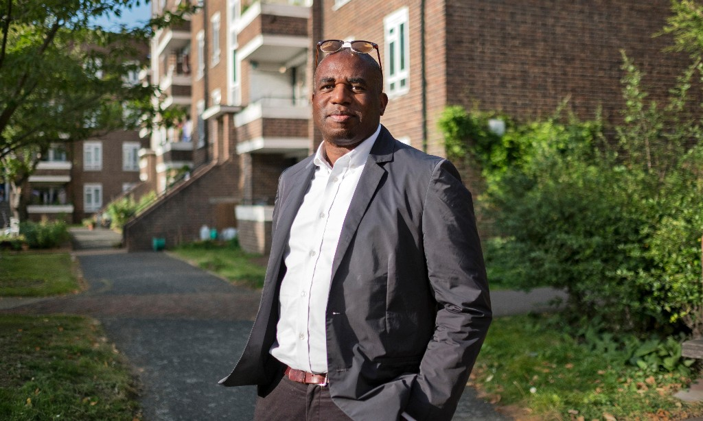 Boris Johnson's Brexit bill straight out of Trump playbook, David Lammy says
