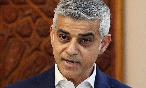Rise of Donald Trump is 'obscuring lessons of the second world war', says Sadiq Khan