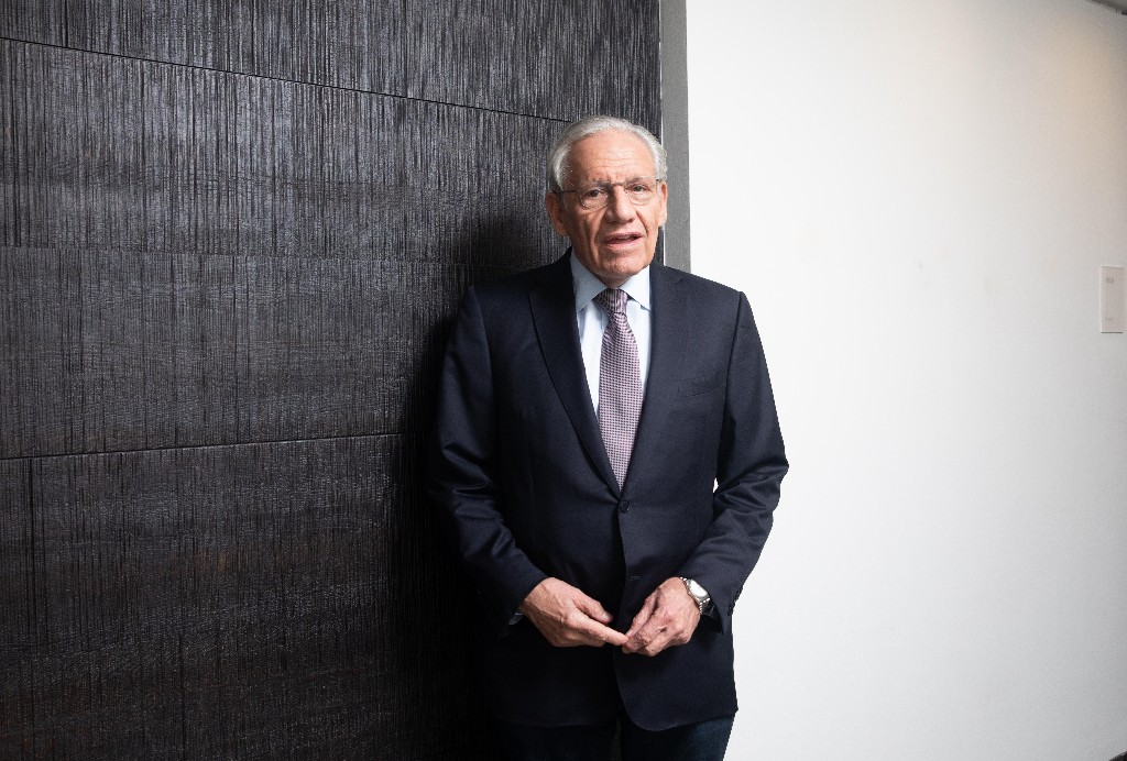 The right man for the job: how Bob Woodward pinned Trump to the page