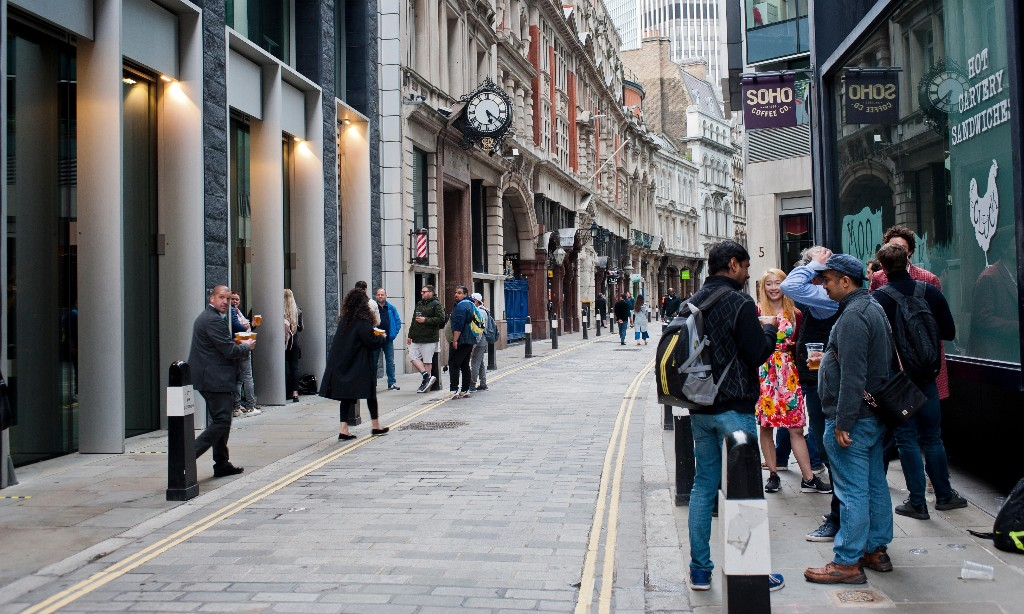 London risks losing its aura as a 'fun' place to work, economist fears