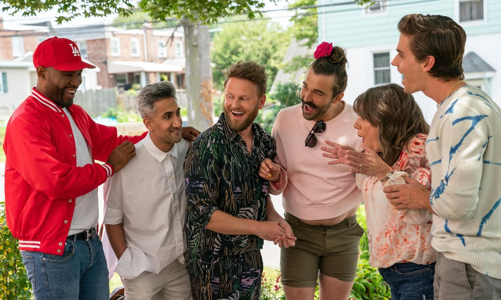 Queer Eye season five review – makeover show remains a thing of beauty