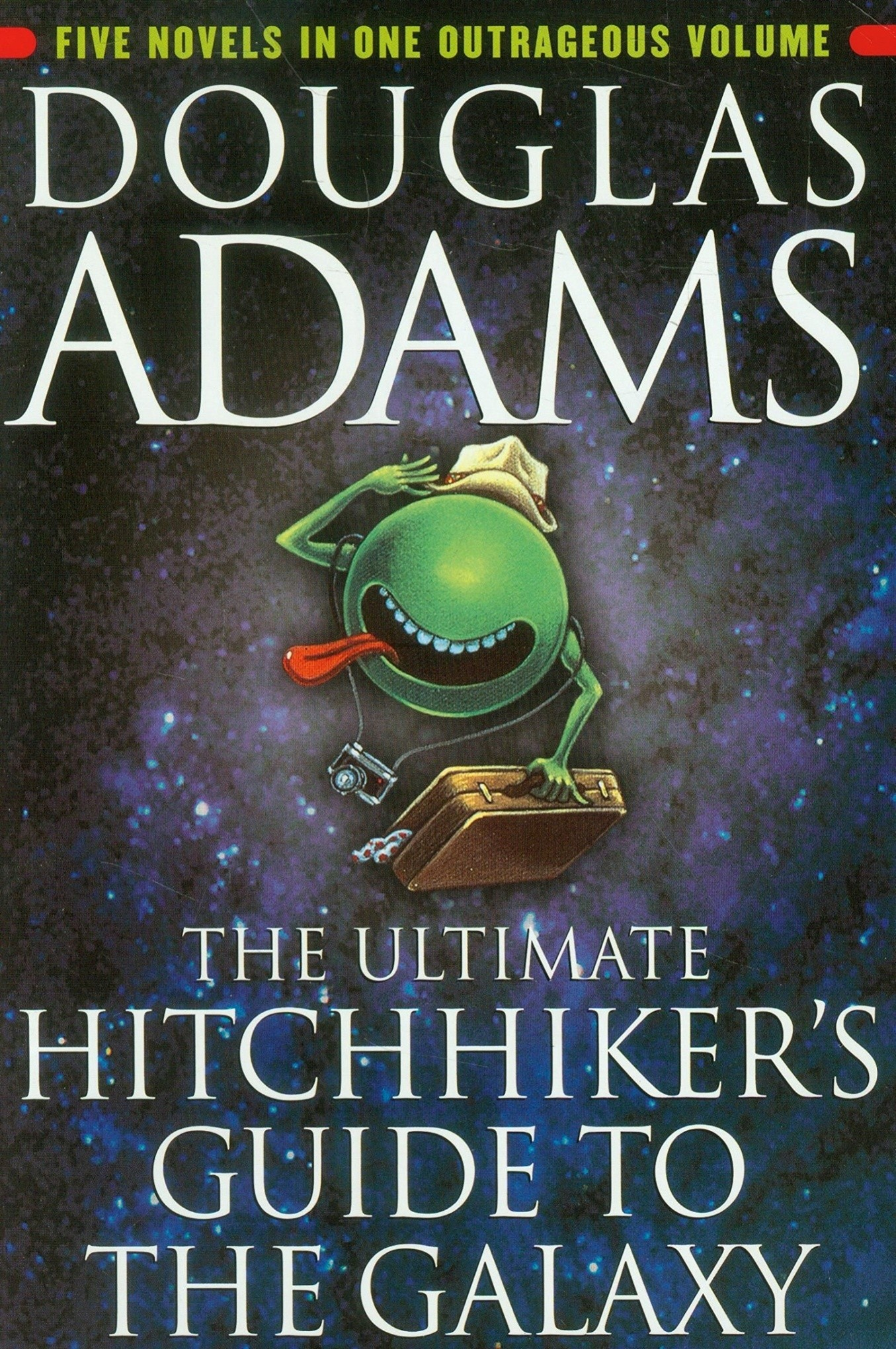 The Hitchhiker's Guide to the Galaxy by Douglas Adams – review