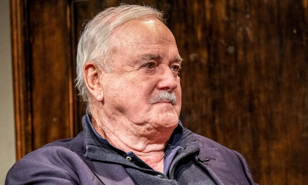 John Cleese: Why There Is No Hope review – we're all idiots, says Mr Gloomy