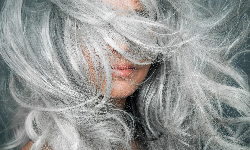 Not-so-silver fox: I tried to go grey, but my courage failed me