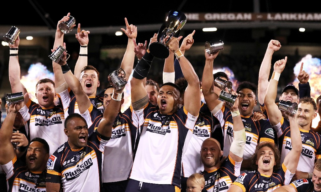 The Brumbies did all they could do this year: beat what was in front of them