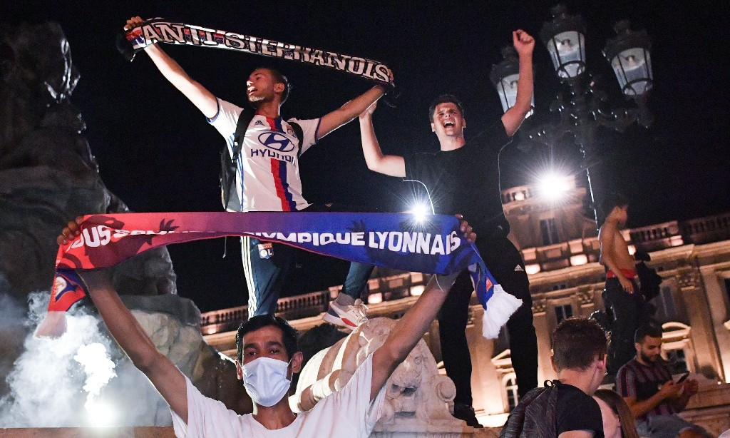 France's Champions League hopes suddenly brighten after Lyon join PSG