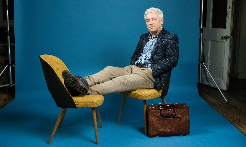 John Bercow: 'I may be pompous and an irritant. But I am completely authentic'