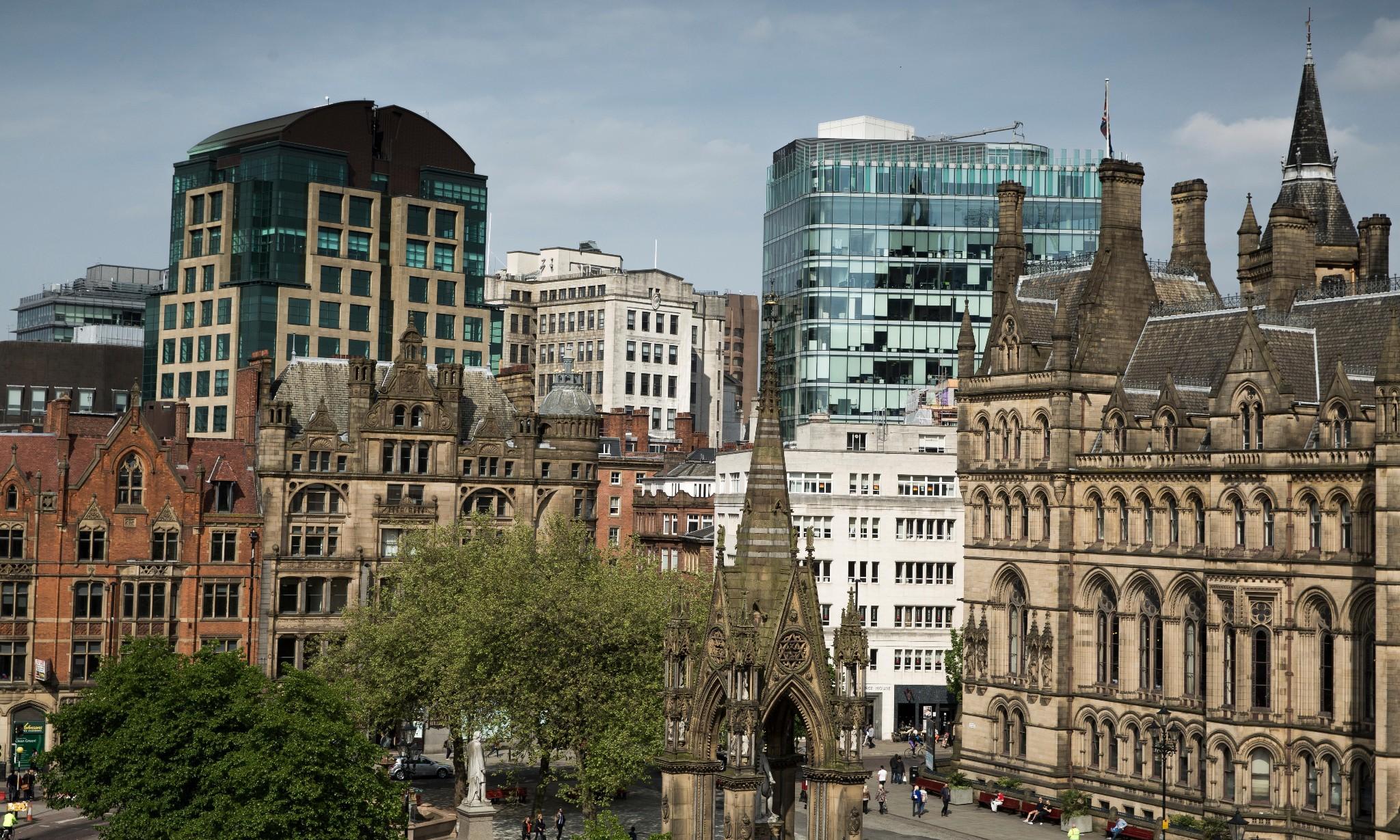 Greater Manchester begins £6bn 'devo health' experiment