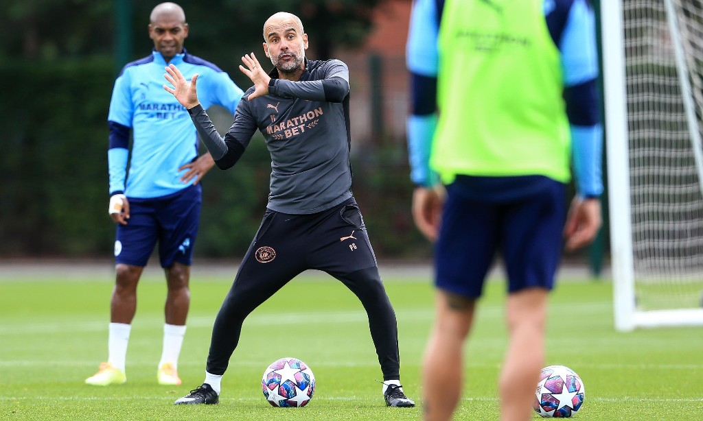 Guardiola can take chance to recreate past glories in Champions League