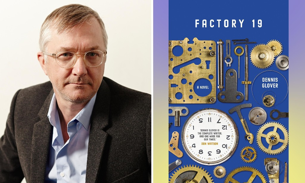 Factory 19 by Dennis Glover review – an Orwellian dystopia in Tasmania's near future