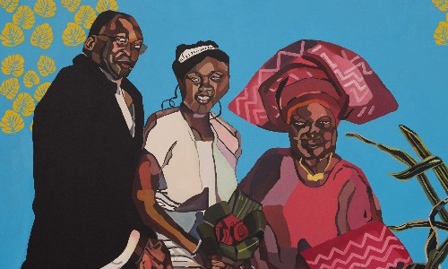Paint it black: artists of colour breathing new life into 'inert' art form