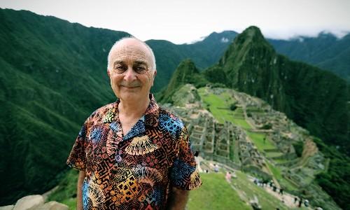 TV tonight: Tony Robinson pacifies lockdown wanderlust in Macchu Picchu