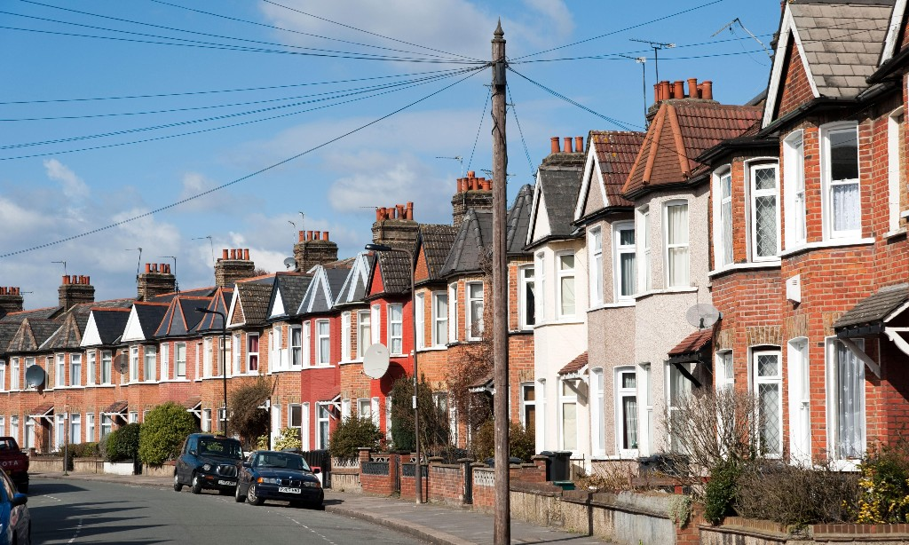 UK house prices fall at fastest rate since 2009 amid coronavirus crisis