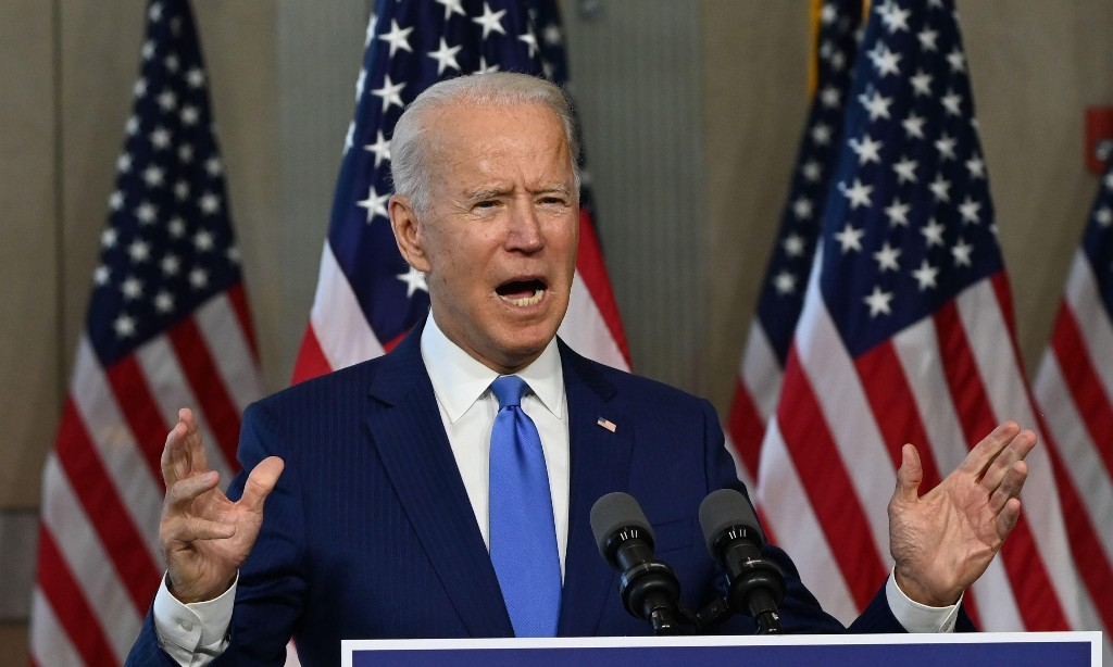 'Scranton v Park Avenue' is Biden's best campaign issue – not the supreme court