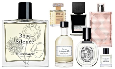 The best floral fragrances