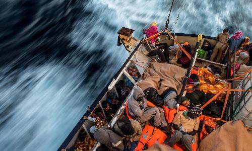 Refugees - Cover